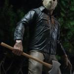 NECA dévoile son Jason (Vendredi 13 IV) !
