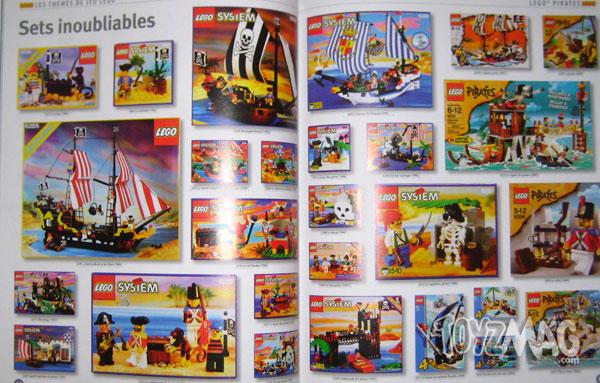 LEGO COFFRET COLELCTOR - LEGO LE LIVRE