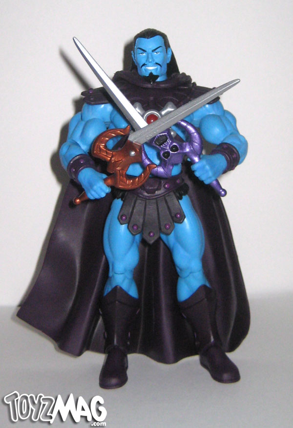 Motuc Keldor Split Sowords Weapons Pak
