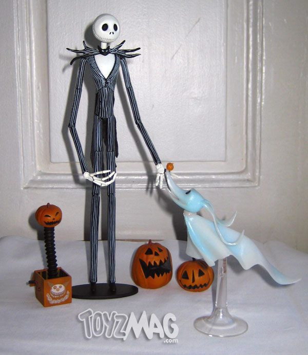 Nightmare before Chrismas Jack (1)