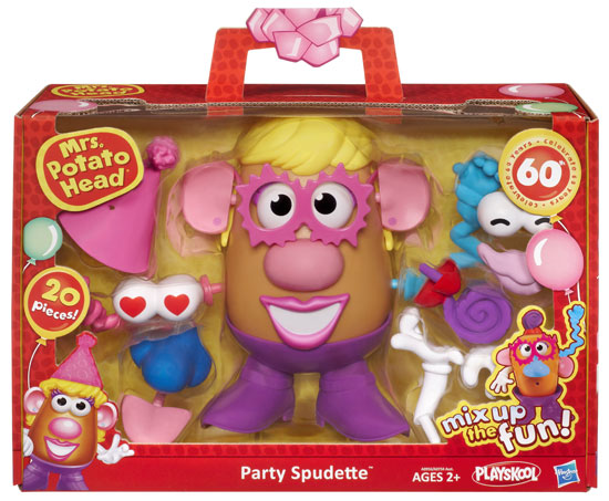 Pack anniversaire Mme Patate