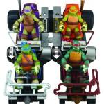 TMNT : Un Buggy pour les Tortues Ninja