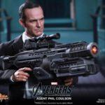 The Avengers Agent Phil Coulson par Hot Toys