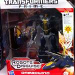 Transformers Prime du nouveau dans les magasins pour Noël