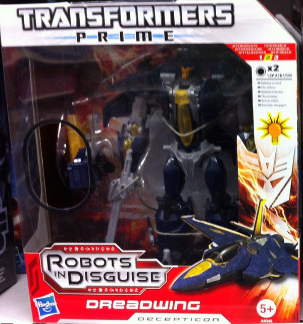 Transformers Prime Dreadwing