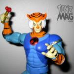 Review : Tygra Thundercats Vintage par Bandai
