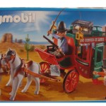 Review de la Diligence Playmobil (4399)