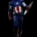 captain america hot toys avengers 1