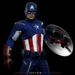 captain america hot toys avengers 14