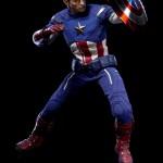captain america hot toys avengers 28