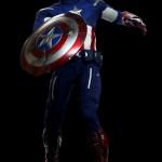 captain america hot toys avengers 5