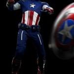 captain america hot toys avengers 6