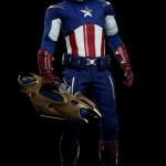 captain america hot toys avengers 7