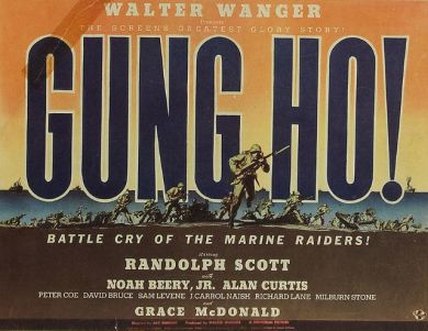 cinema Gung Ho 1943