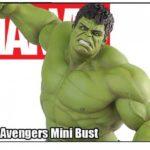 The Avengers – Hulk : le minibuste par Gentle Giant