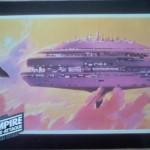 L'Empire Contre-Attaque : affiche originale et photo d'exploitation dans La Boum de Claude Pinoteau (1980)
