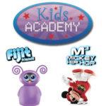 Mickey et Fijit s'invitent à la Kids Academy