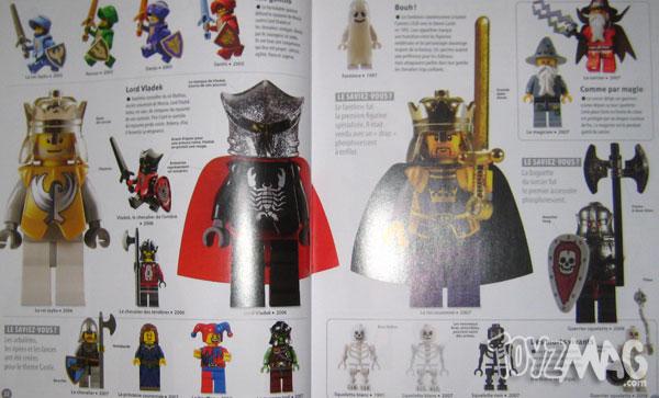 ego le coffret collector Les figurines, 30ans d'Histoire
