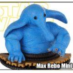 Star Wars : le mini bust de Max Rebo en préco