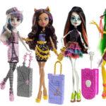 Monster High 2 nouveaux élèves et des surprises en 2013