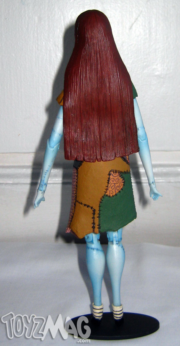 nightmare before Chrismas Sally Neca