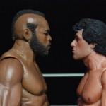NECA : les figs Rocky III, L'oeil du tigre !