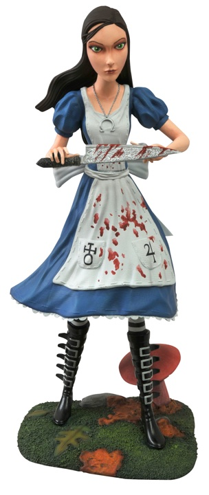 Alice-Madness-Returns-Femme-Fatale-Statue