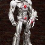 Visuels de Cyborg ARTFX+ Statue chez Kotobukiya