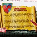 Granamyr la traduction française de la biographie