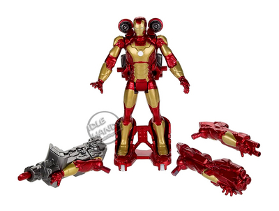 Hasbro Iron Man 3 Assemblers Battle Vehicle 3