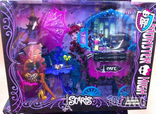 Monster High Scari