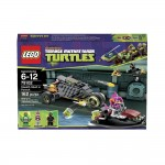 Lego Teenage Mutant Ninja Turtles du nouveau