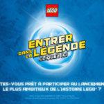 Lancement des Lego Legends Of Chima en 2013