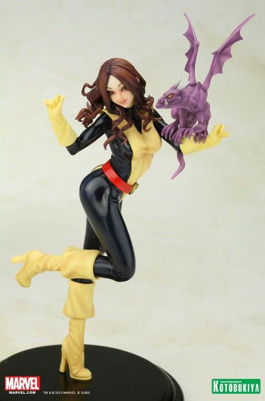 Marvel Comics Kitty Pryde Bishoujo Statue kotobukiya