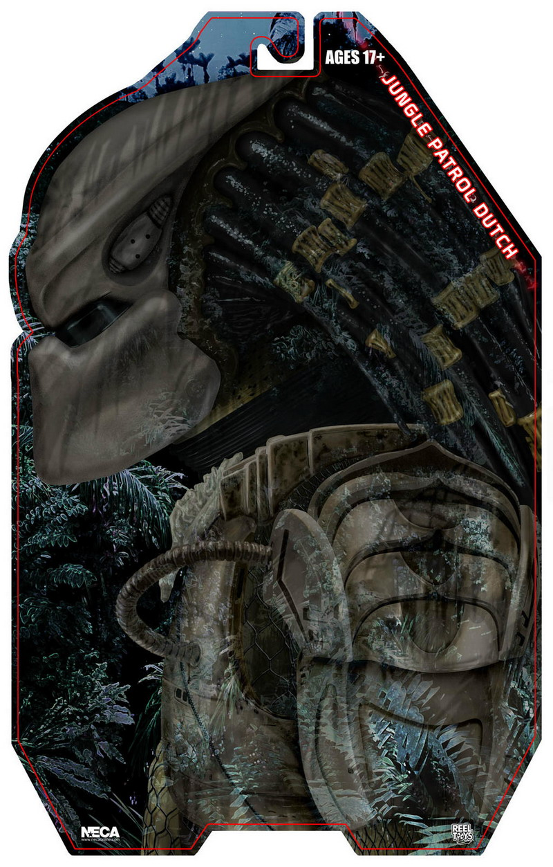 Predator Serie 8 blister Neca