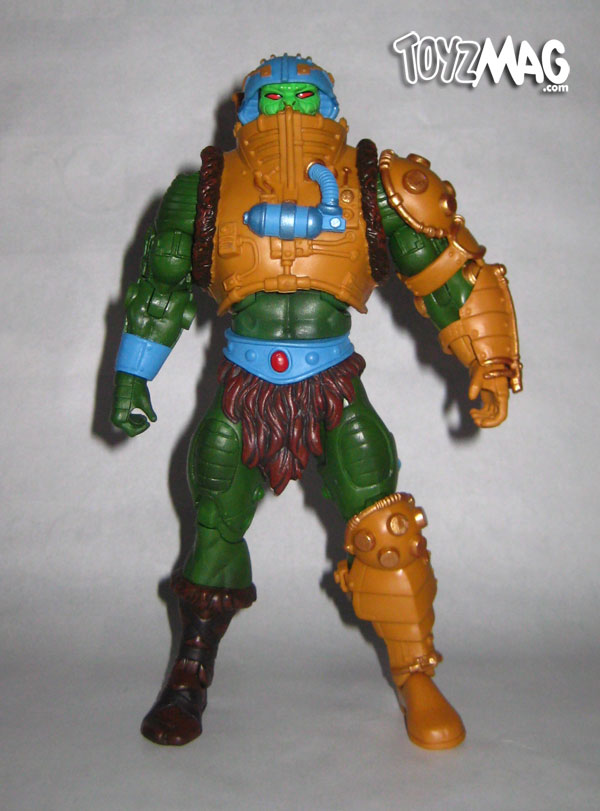 Snake Man-At-Arms motuc