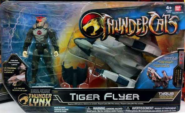 Thundercats Tygus Tiger Flyer Bandai