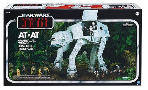 ToyzMag selection noel 2012 Star Wars ENDOR
