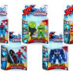 Ultimate Spider-Man Power Webs focus sur la nouvelle gamme Hasbro