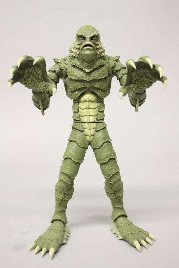 Universal Monsters Creature from The Black Lagoon Mezco Toyz