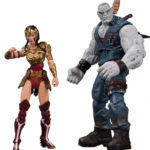 DC Collectibles Injustice: Wonder Woman et Solomon Grundy