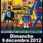 Salon Toymania : dimanche 9 décembre à Paris
