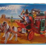 Review de la Diligence Playmobil (4399)
