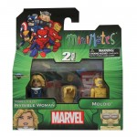Marvel Minimates Series 48 : les Quatre Fantastiques à l'honneur