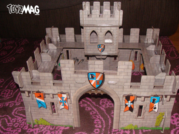 djeco pop to play chateau médiéval papo 4