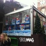 Un magasin Mattel en plein centre de Madrid