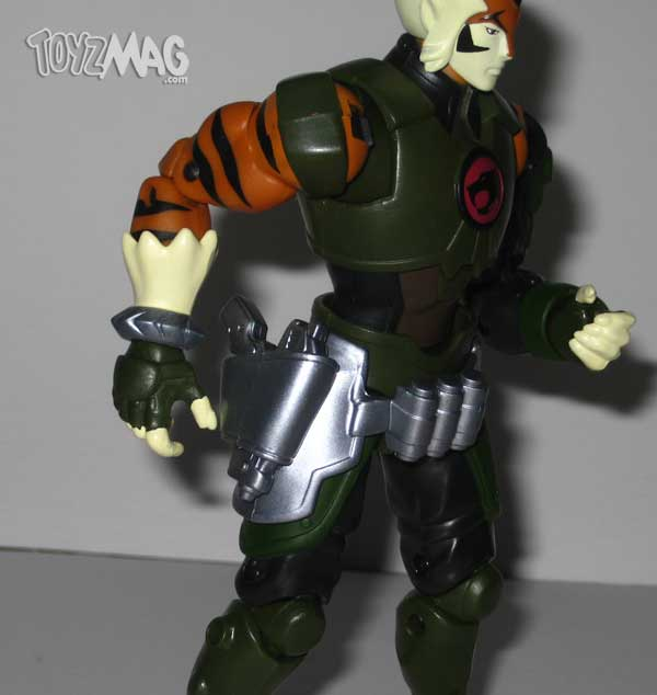 tigra thundercats bandai