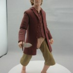 The Hobbit : prototype Bilbo Baggins 1/4 de NECA