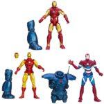 Iron Man 3 les visuels des figurines Marvel Legends