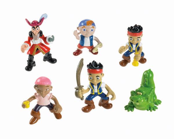 Jacks et les pirates 2013